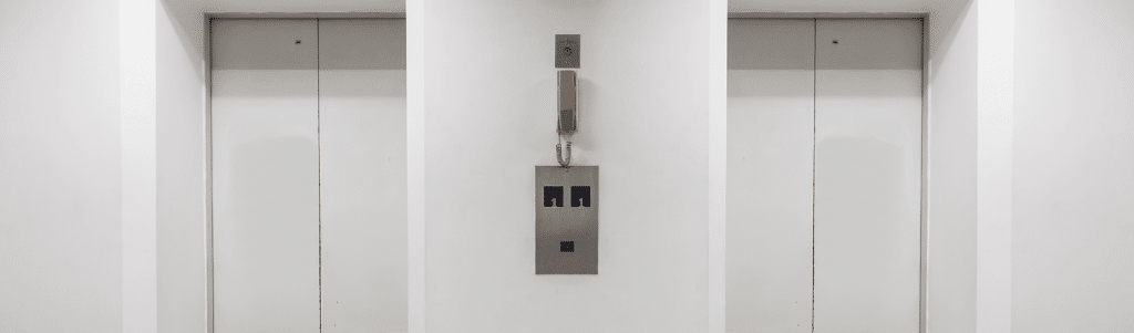 Elevadores modernos